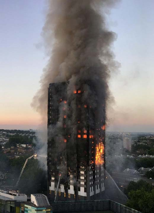 FIRE SAFETY AND CLADDING